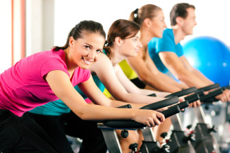 Indoorcycling Winter