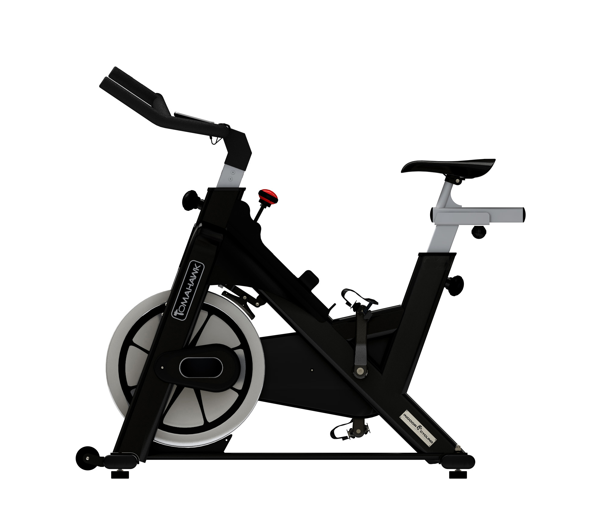 tomahawk myride indoorbike indoor cycling magazin. Black Bedroom Furniture Sets. Home Design Ideas