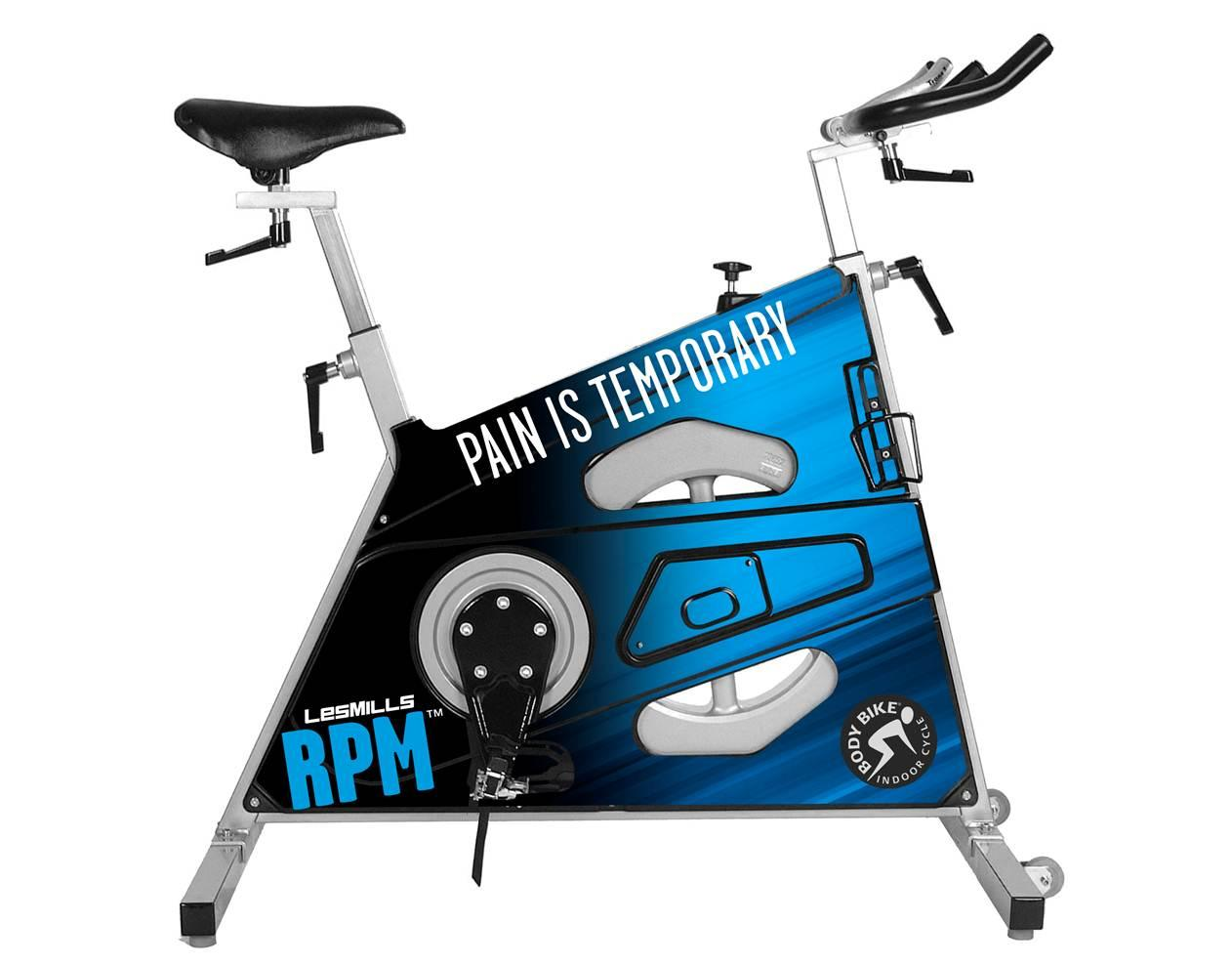 Body Bike Classic Les Mills Rpm Edition Indoor Cycling