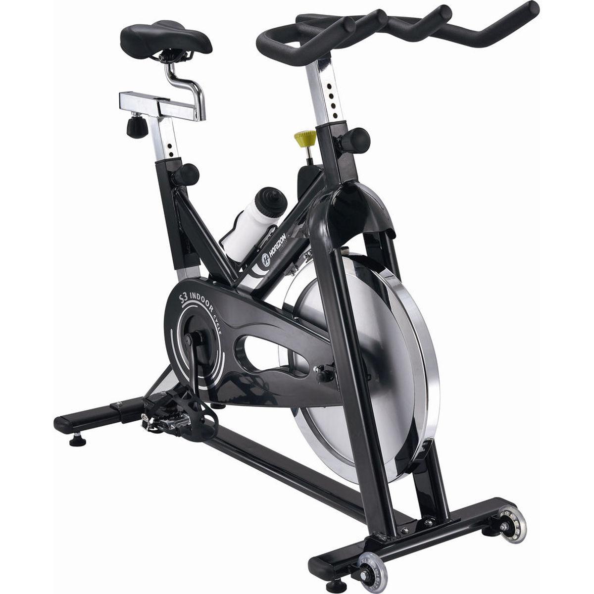 Horizon S3 Indoor Cycle Indoor Cycling Magazin