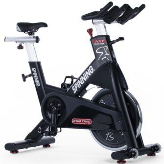 Star Trac Spinner® NXT Black Belt Bike