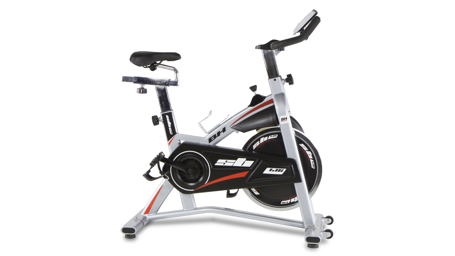 bh fitness indoor cycle h9135l indoor cycling magazin. Black Bedroom Furniture Sets. Home Design Ideas