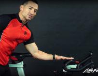 Life Fitness: Indoor Bike Setup