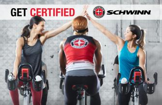Schulungsupdate 2019 mit Schwinn® Indoor Cycling – Termine jetzt verfügbar!