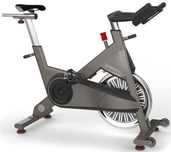 Spinner® P1 Spin Bike mit 4 DVDs