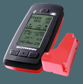 Mpower™ Echelon II Konsole mit Watt Sensor