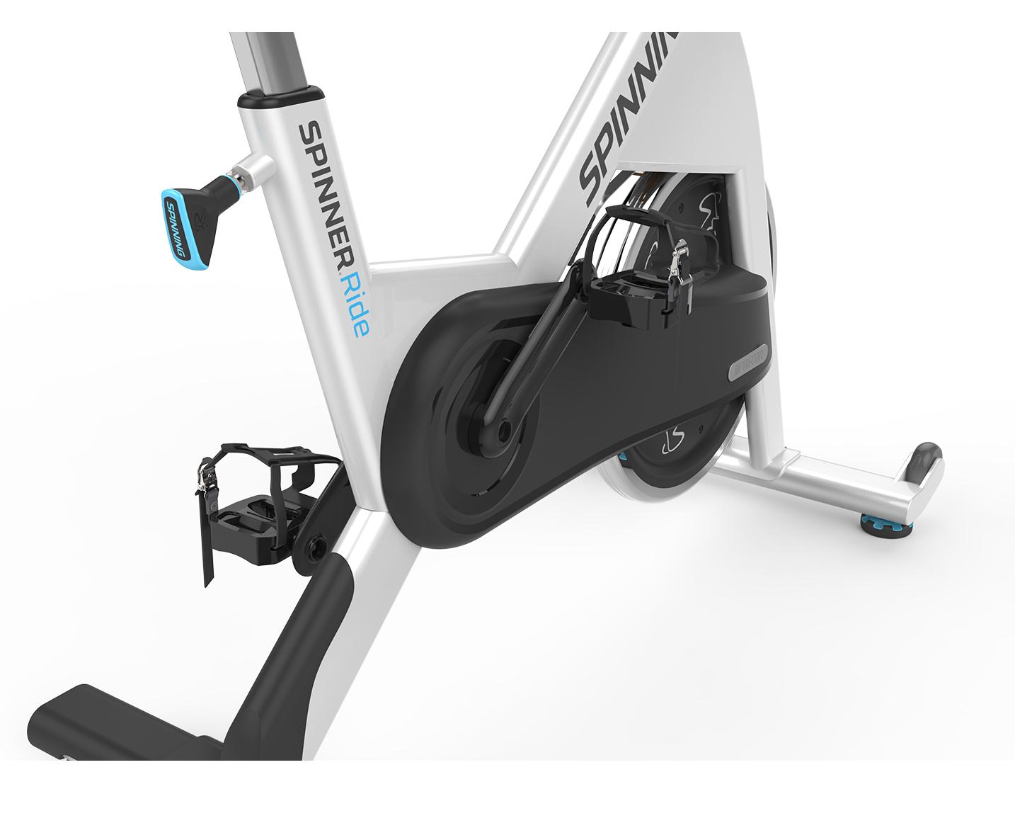 Precor Spinning Spinner Ride Ketten- und Riemenantrieb
