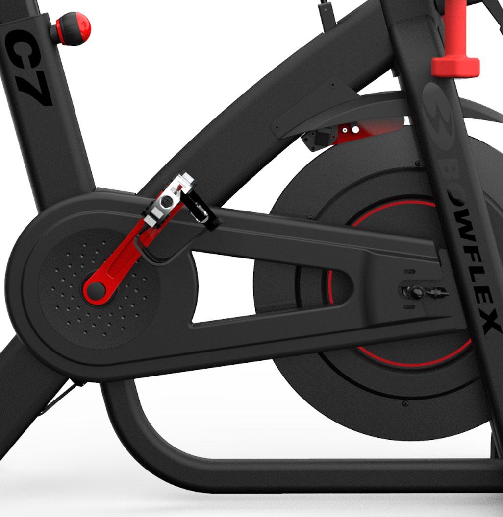 Bowflex C7 Bike Rahmen
