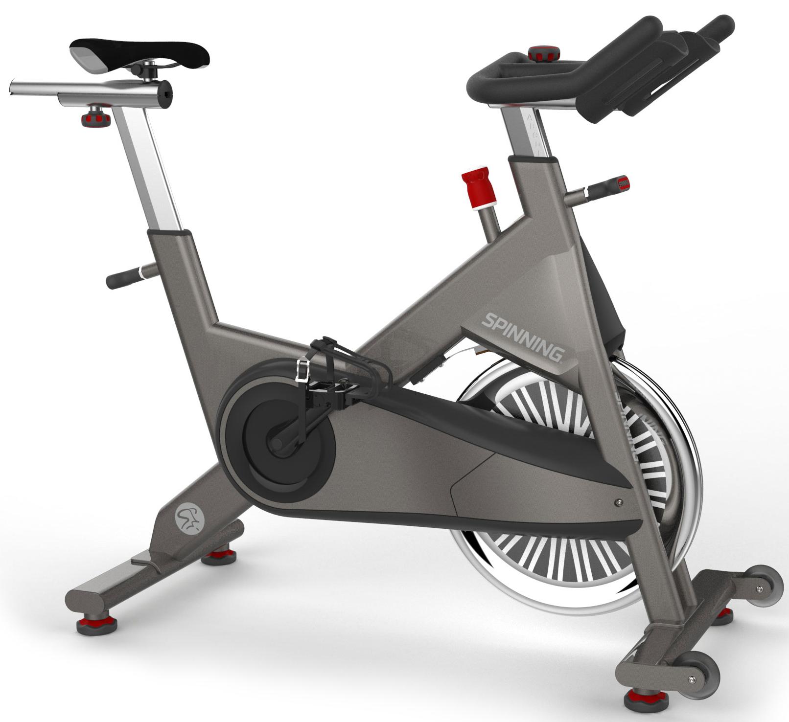 Spinning Spinner® P3 Spin Bike Mit 4 DVDs Günstig Kaufen