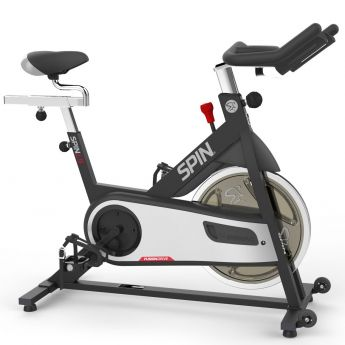 SPIN® L9 Spin Bike + 4 DVD`s + SPIN TV