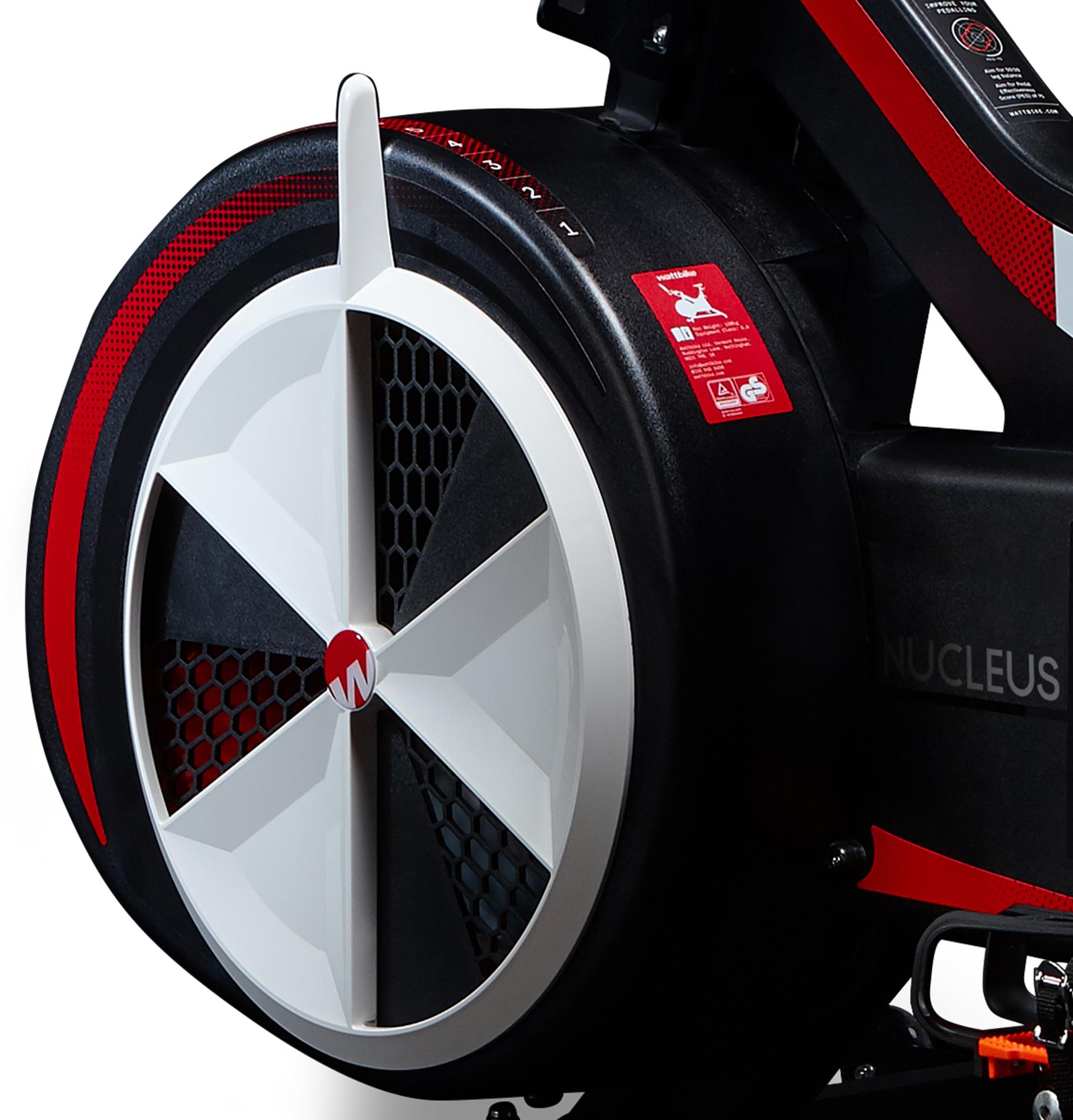 Wattbike-nukleus-widerstand