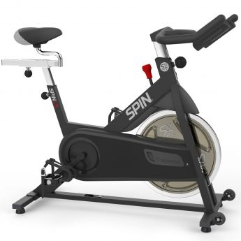 SPIN® L5 Spin Bike + 4 DVD`s + SPIN TV