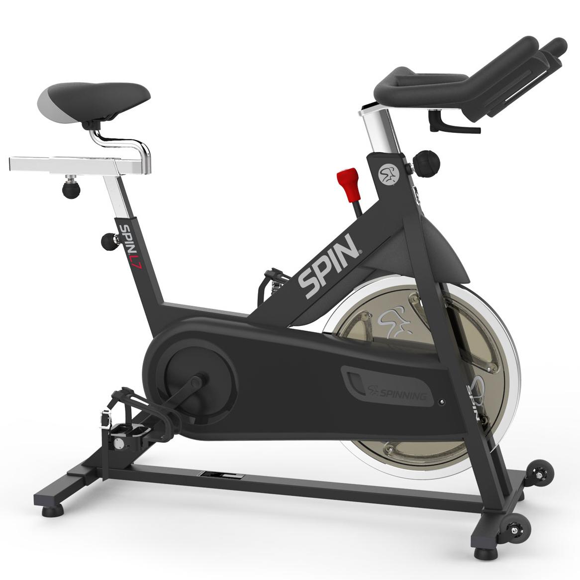 Spinning SPIN® L7 Spin Bike Mit 4 DVD`s Günstig Kaufen