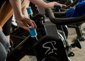 Precor Spinning Spinner Climb Indoor Bike Widerstand
