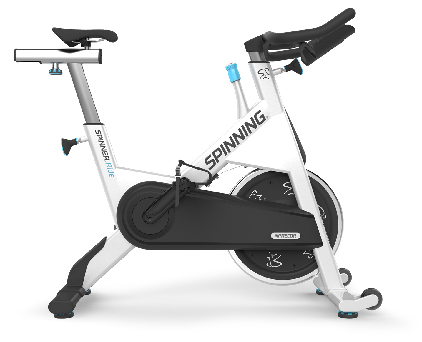 Precor Spinning Spinner Ride Indoor Bike